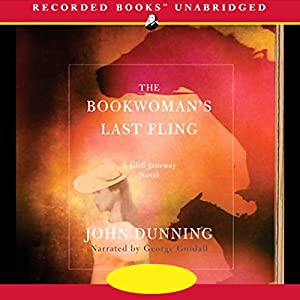 The Bookwoman's Last Fling Audiobook