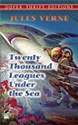 Twenty Thousand Leagues Under the Sea by Jules Verne, Walter James Miller, Frederick Paul Walter cover image