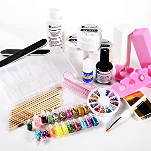 Nail Art Manicure UV Gel topcoat gel /nail Glitter /Tips brush Tool