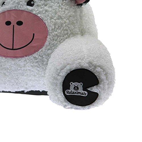 Decorative Reading Pillow : Relaximals Cow Kids Reading Pillow Home Garden Decor Backrest Pillows
