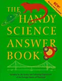 Handy Science Answer Book (Handy Answer Books) (0787610135) by Visible Ink