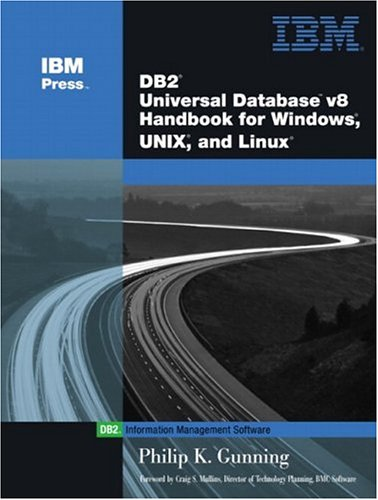 DB2(R) Universal Database V8 Handbook for Windows, UNIX, and Linux