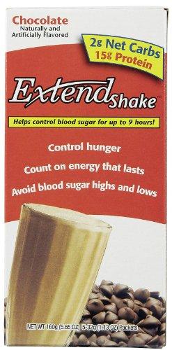 Extend Shake, Chocolate, 5 Pk