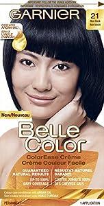 Garnier Belle Colour Creme, 21 Blue Black