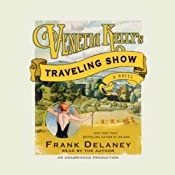 Venetia Kelly's Traveling Show: A Novel | [Frank Delaney]
