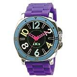 J-AXIS (ジェイ-アクシス) 腕時計 iXa イクサ レディースファッション AG1166-PU レディース