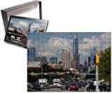 Photo Jigsaw Puzzle Of Austin, Texas, United States Of America, North America