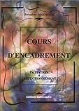 echange, troc Bernadette Deconinck - Cours d'encadrement. Initiation et perfectionnement