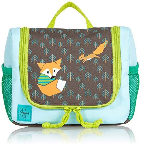 Lssig-Mini-Washbag-KulturtascheWaschbeutel-zum-Hngen-Little-Tree-Fox