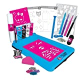 Fashion Angels Monster High Fashion Design Silk Screen Super Set
