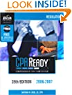 CPA Ready Comprehensive Exam Review 35th Edition 2006-2007: Regulation (Cpa Comprehensive Exam Review Regulation)