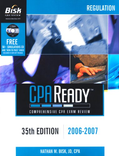 cpa regulation review book