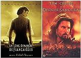 echange, troc Un long dimanche de fiançailles / Le Dernier samouraï - Bipack 2 DVD
