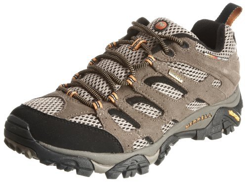 Merrell Moab Mens Gore-Tex Hiking Shoes (11 D(M) US, Walnut)