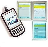 BMW C110 Scanner Airbag ABS Engine Diagnostic Fault Code Scan Tool Reader OBD2