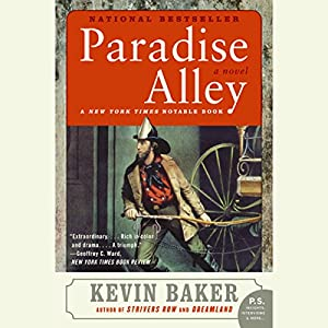 Paradise Alley Audiobook