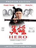 Hero (Director's Cut - Premium Edition, 3 DVDs) (WMV HD-DVD) title=