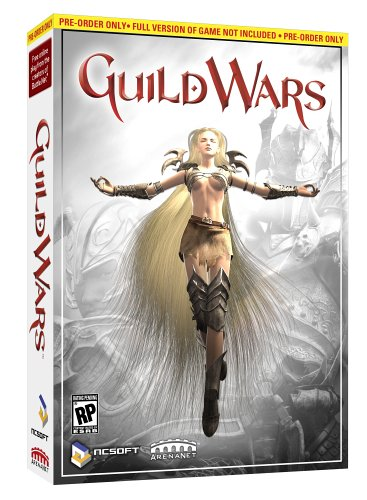 Guild Wars Presale Disc