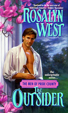 Image of Outsider (The Men of Pride County, No 2)