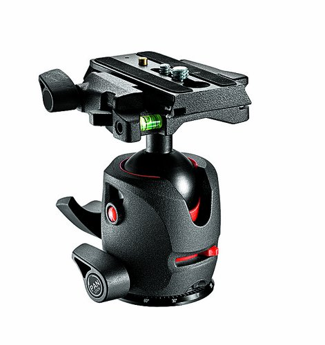 Manfrotto MH054M0-Q5 054 Magnesium Ball Head with Q5 Quick Release