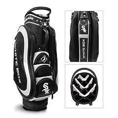 Chicago White Sox MLB Cart Bag - 14 way Medalist - TGO-95535 by Team Golf
