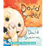 David Smells!: A Diaper David Board Bookby David Shannon