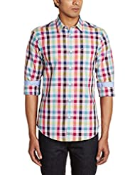 Arrow Sports Men's Formal Shirt - B00RP4CIM2