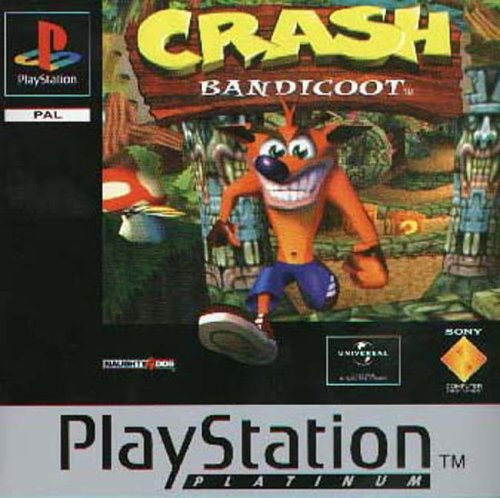 Crash Bandicoot - Platinum