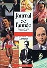 Journal de l'année 1985 (t. 20) [1-1-1984 / 31-12-1984]