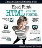 Head First HTML with CSS & XHTML (1600330045) by Freeman, Elisabeth