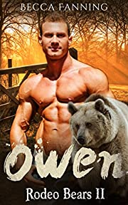 Owen (BBW Western Bear Shifter Romance) (Rodeo Bears Book 2)