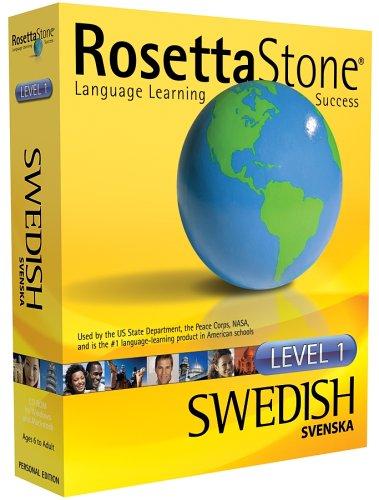 Buy Rosetta Stone V2 Swedish Level 1 OLD VERSIONB0001654MM Filter