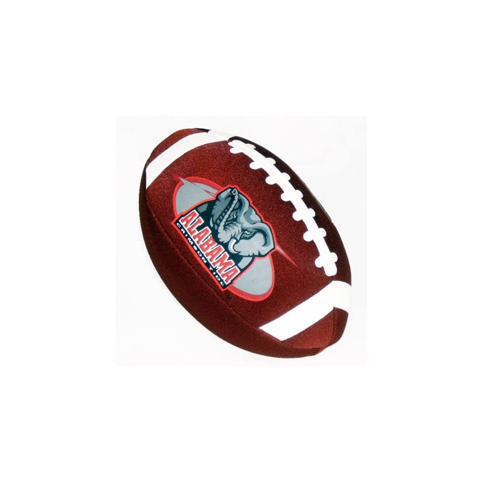 Alabama Crimson Tide Football Pillow