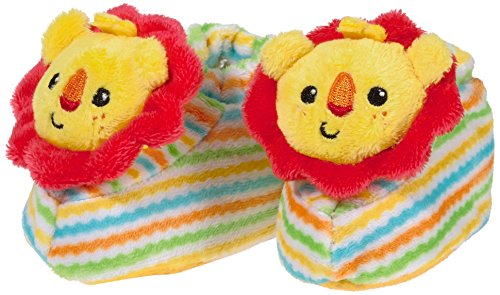 Happy People 40888 - Scarpe Fisher Price Rattle Lion