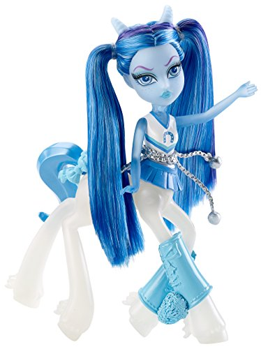 Monster High Fright-Mares Skyra Bouncegait Doll - 1