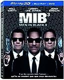 Men in Black 3 [Combo Blu-ray 3D + Blu-ray + DVD]