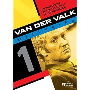 Van der Valk Mysteries, Set 1 movie