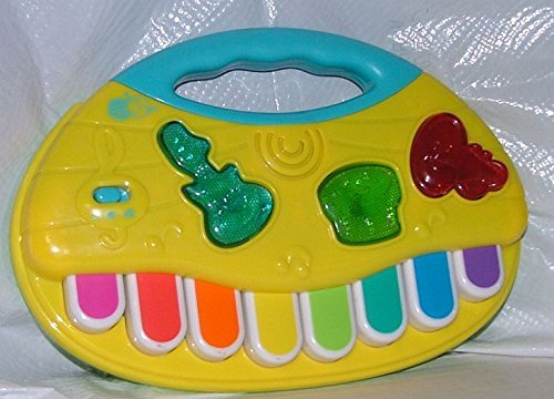Ce Learning Toy Piano with Music & Flashing Lights. - 1