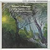 フォルクマン:弦楽四重奏曲 第3番ト長調/同第6番変ホ長調Op.43