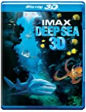 IMAX: Deep Sea (Single-Disc Blu-ray 3D/Blu-ray Combo)