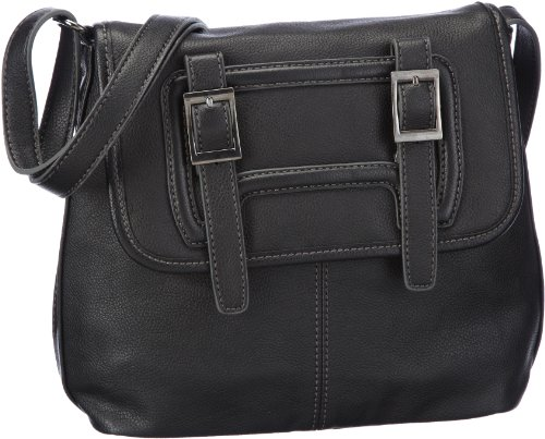 Esprit Women's A15030 Shoulder Bag Black