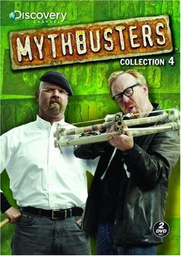 Mythbusters: Collection 4 [DVD] [Import]