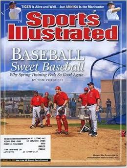 Sport training magazines