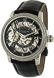 Stuhrling Original Men's 228.33151 Symphony Saturnalia Brumalia Mechanical Skeleton Stainless steel Watch
