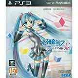 PS3 Hatsune Miku Project Diva F 2nd Asian version Chinese subtitle Japanese voice