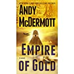 Empire of Gold: A Novel (       UNABRIDGED) by Andy McDermott Narrated by Robin Sachs