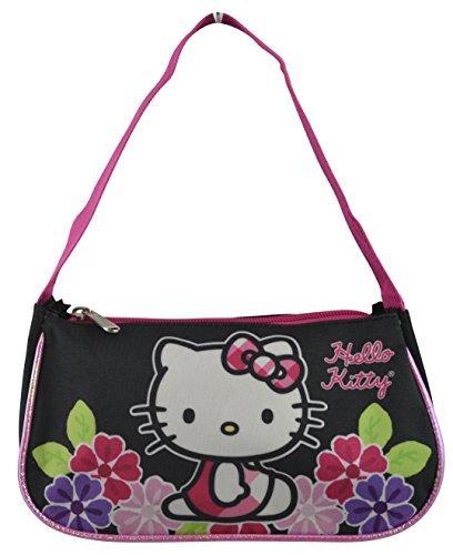 Sanrio-Hello-Kitty-Black-Handbag-Purse