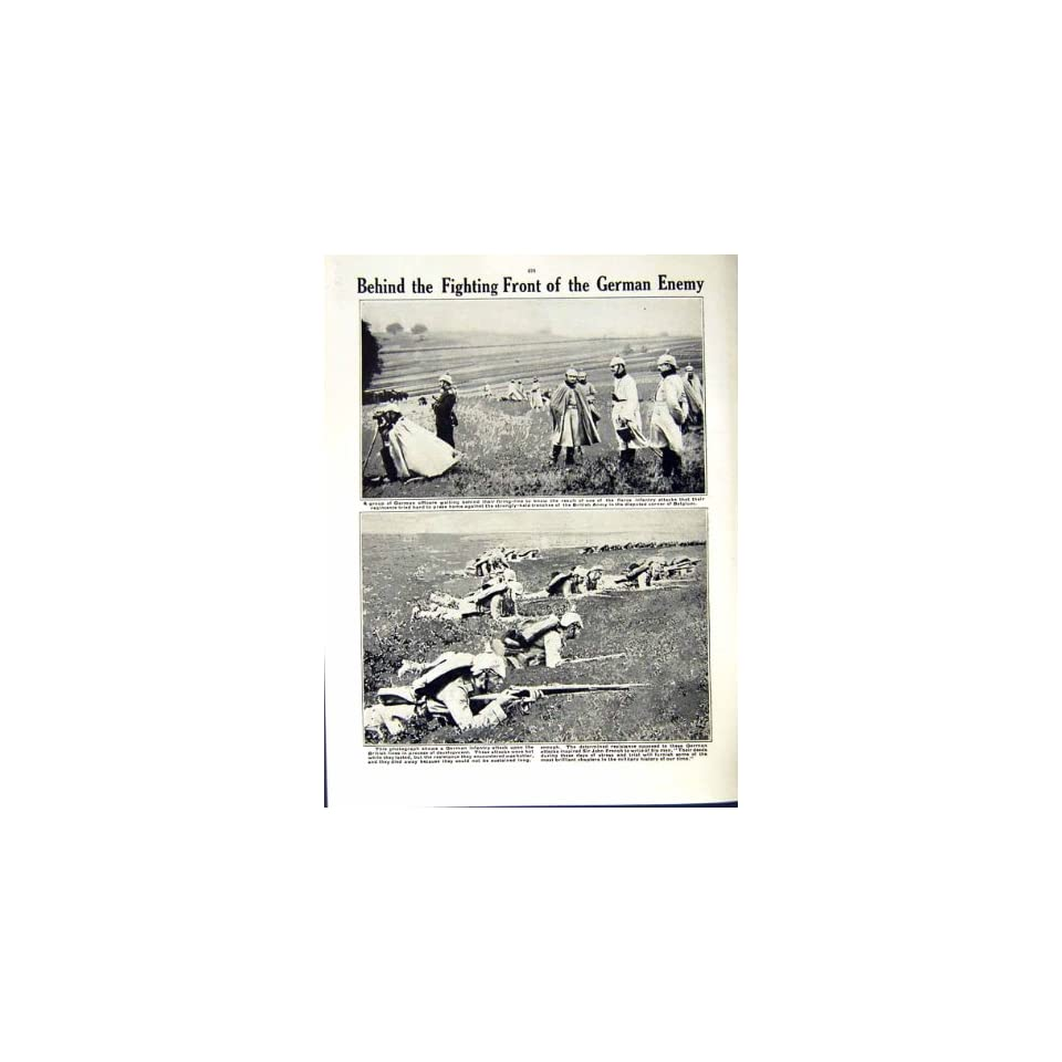 1914 15 WORLD WAR GERMAN ENGINEERS CHARLEVILLE SOLDIERS