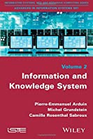 Information and Knowledge Systems Front Cover