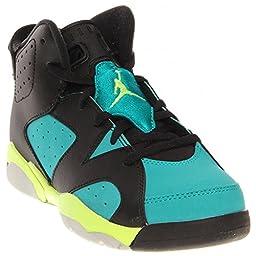 Jordan Retro 6 (PS) Little Kids Style: 453389-043 Size: 3